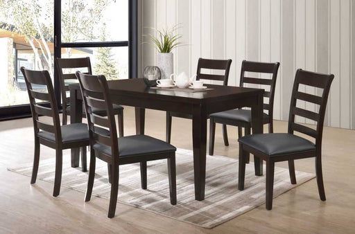 Harbor 7 Pc. Dining Room Set