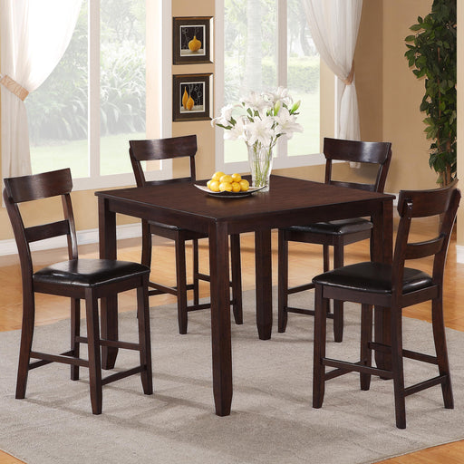Henderson 5 Pc. Counter Height Dining Set