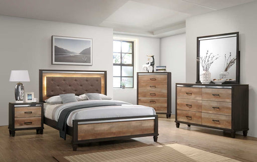 LED Bedroom Furniture in Sacramento
