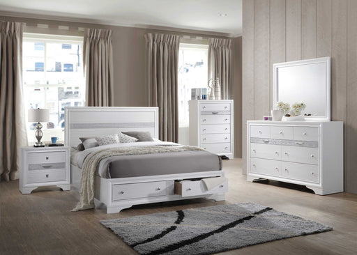 Naima Storage Bedroom Collection