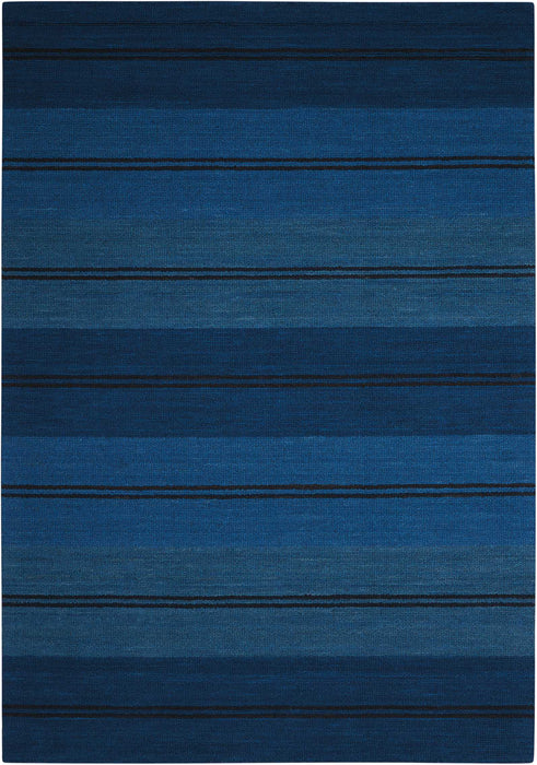 Barclay Butera Oxford Mediterranean Stripe by Nourison OXFD1