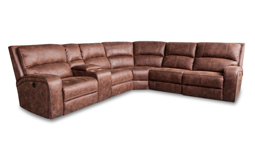 Perth 6 Pc. Power Reclining Sectional