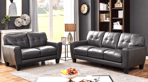 Roma Leather Living Room Collection