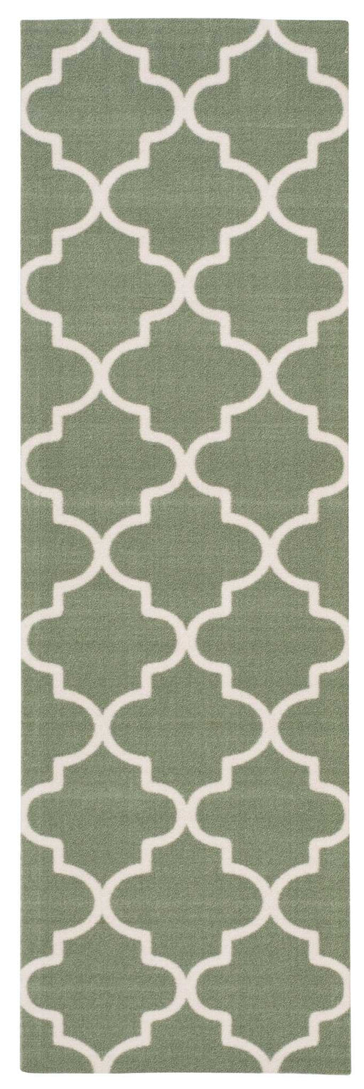 Waverly Sun & Shade Moss Indoor/Outdoor by Nourison SND25