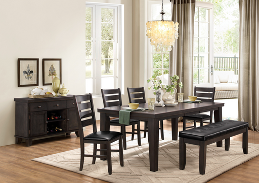 Ameillia Grey Dining Collection