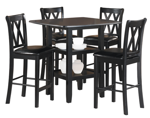 Norman 5 Pc. Counter Height Dining Set