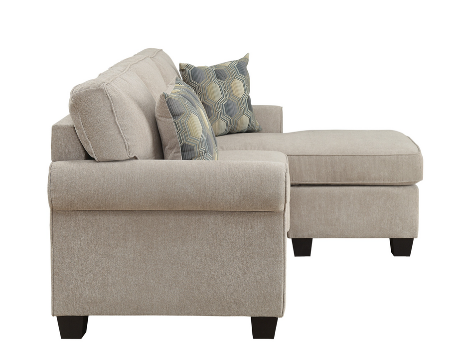Clumber Reversible Sofa Chaise
