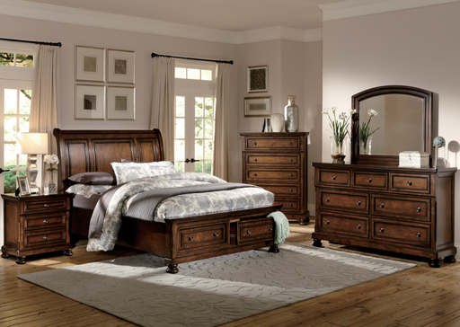 Cumberland Storage Bedroom Collection