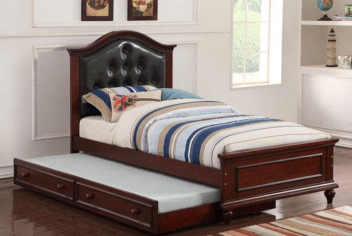 Cardinal Twin Bed with Trundle