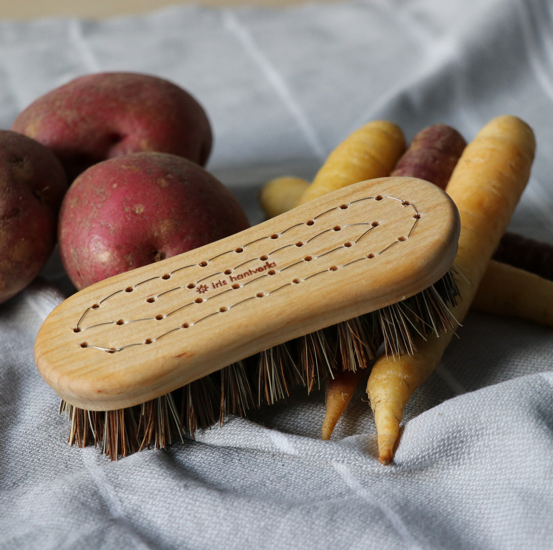 Vegetable Brush - Handcrafted Home Goods - Atelier Meipel