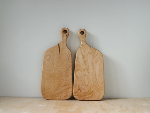 Muskoka N°3 Cutting Board - Maple - Handcrafted Home Goods - Atelier Meipel