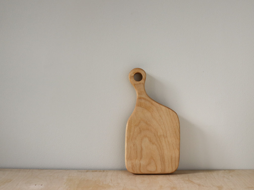 Smôl Cutting Board - Birch - Handcrafted Home Goods - Atelier Meipel