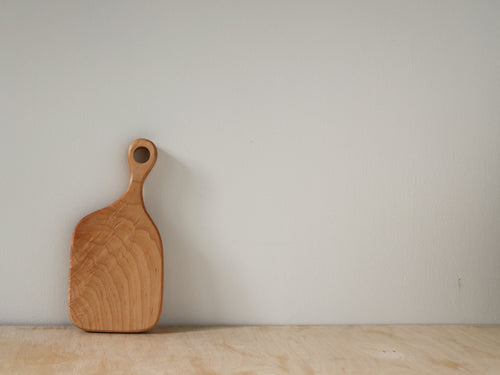 Smôl Cutting Board - Maple - Handcrafted Home Goods - Atelier Meipel