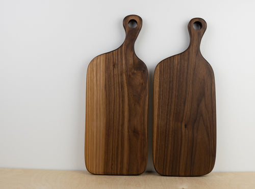 Muskoka N°2 Cheese Board - Walnut - Handcrafted Home Goods - Atelier Meipel