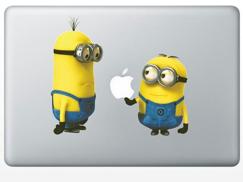 Minion Macbook Decal - Dalia's Online Shop