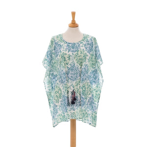 Mini Kaftan Cool Paisley - Dalia's Online Shop