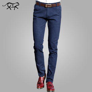Spring Autumn Fashion Slim Fit Pants For Men - Dalia's Online Shop