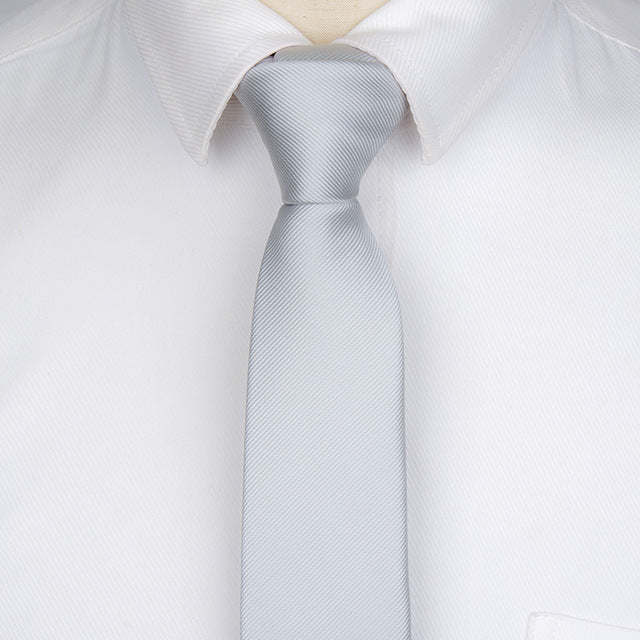 Men Ties For Business Wedding (6cm) - Dalia's Online Shop