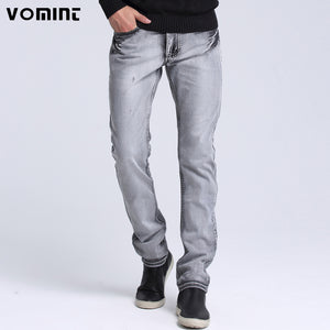 Hot Sale Men Slim Fit High Quality Jeans - Dalia's Online Shop