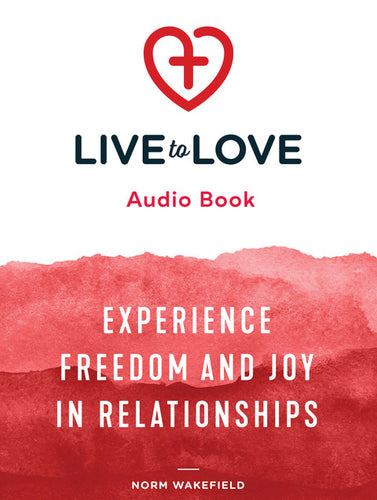 Live to Love Audiobook