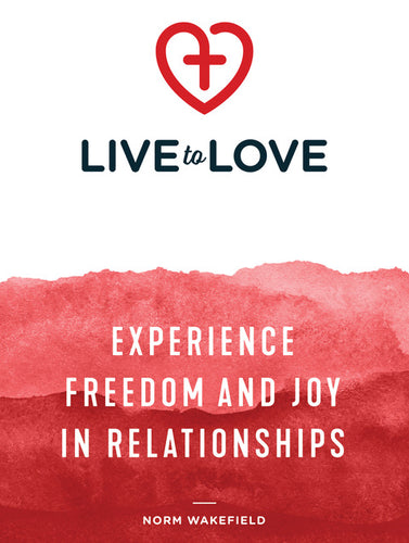 Live to Love - Print Book
