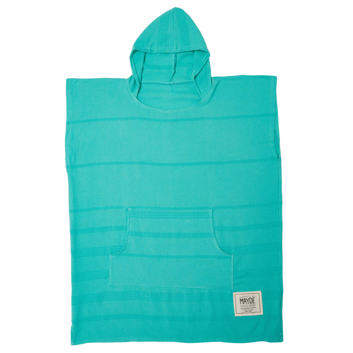 AVALON WOMEN'S PONCHO - SEA GREEN