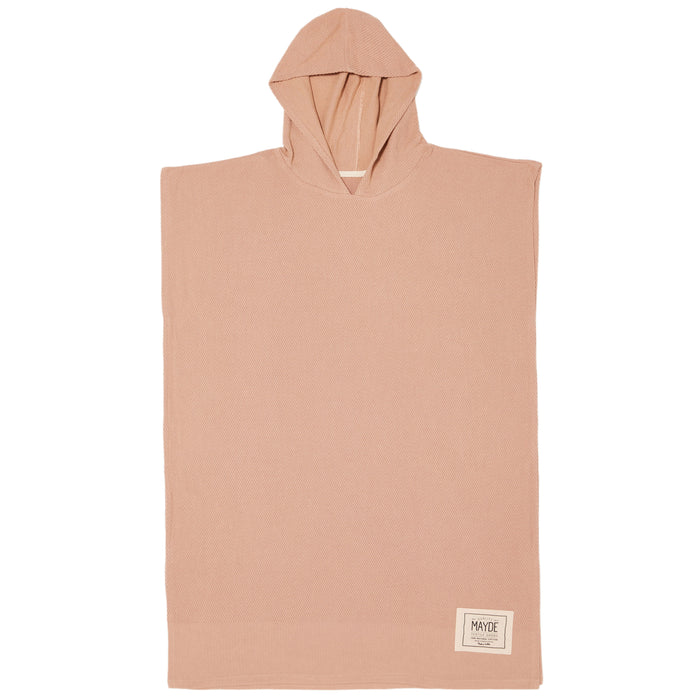 WOMEN'S WATEGO'S PONCHO - CLAY