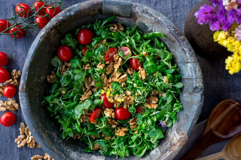 9 Must Have Salad Ingredients to Blow Your Mind