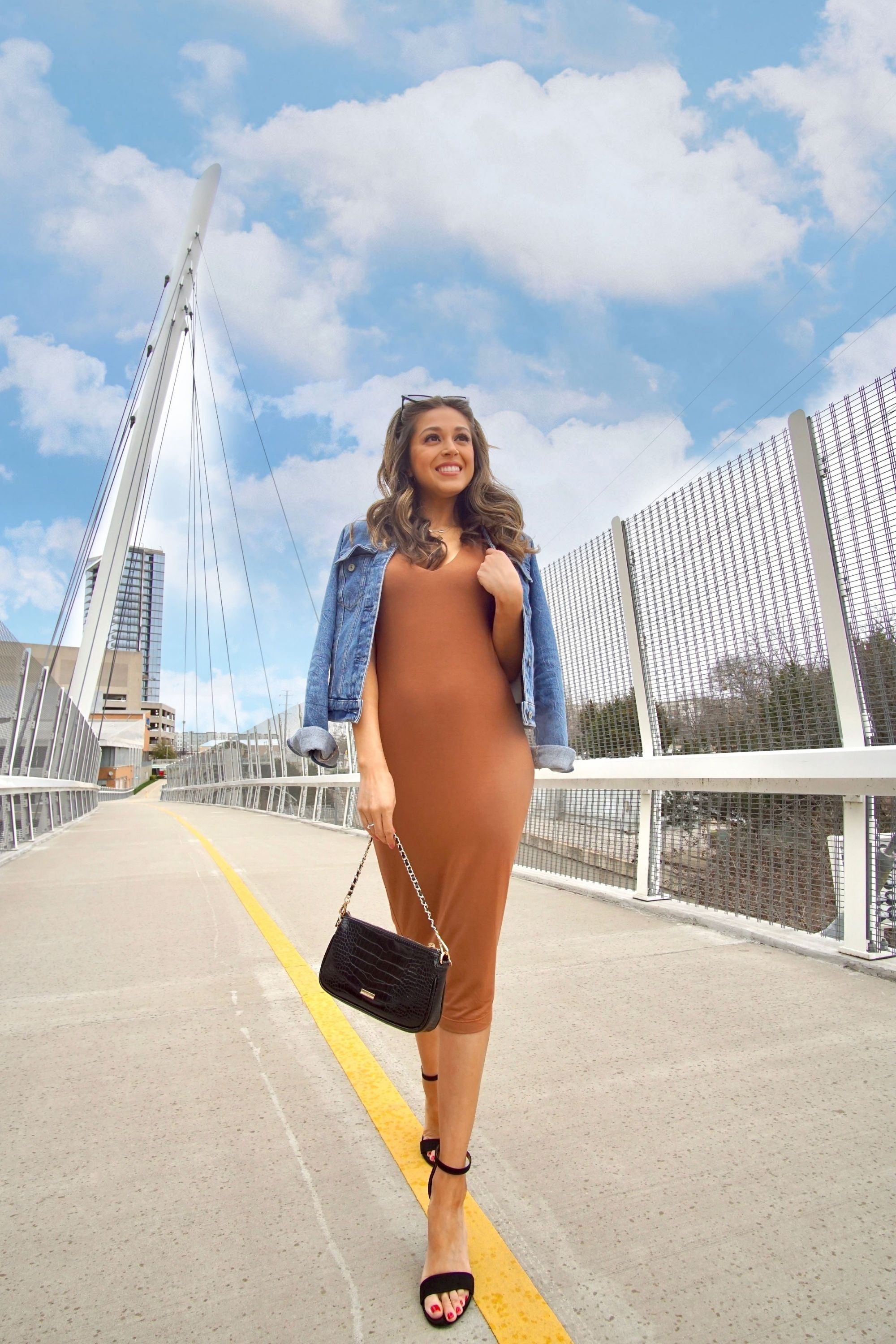 cute bodycon dress outfits