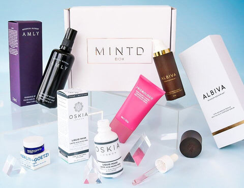 mintd subscription boxes for women