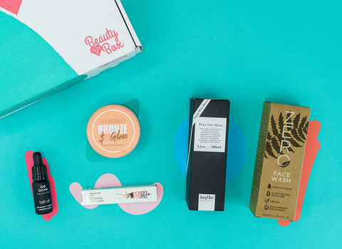 vegan kind monthly beauty box subscription