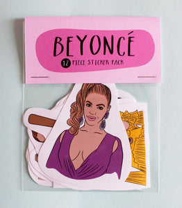 Bey Sticker Pack