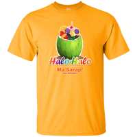 Halo-Halo Ma Sarap Coconut, Medium Image, on Light Tees