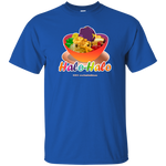 Halo-Halo Bowl, Medium Image, on Dark Tees