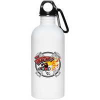 Uncertain-T Design #15 on 20 oz. Stainless Steel Water Bottle