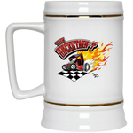 Uncertain-T Design #13 on 22 oz. Beer Stein