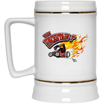 Uncertain-T Design #11 on 22 oz. Beer Stein