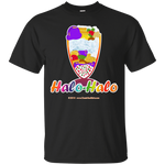 Halo-Halo Tall Dessert Bowl, Large Image, on Dark Tees