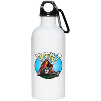 Uncertain-T Design #06 on 20 oz. Stainless Steel Water Bottle