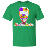 Halo-Halo Tall Dessert Bowl, Large Image, on Light Tees