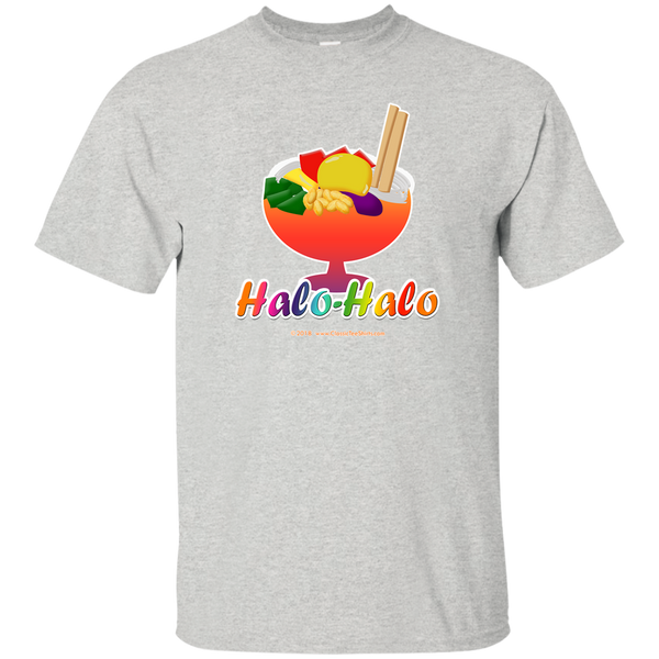 Halo-Halo Stem Bowl, Medium Image, on Light Tees