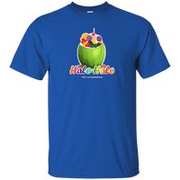Halo-Halo Coconut, Small Image, on Dark Tees