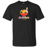 Halo-Halo Stem Bowl, Small Image, on Dark Tees