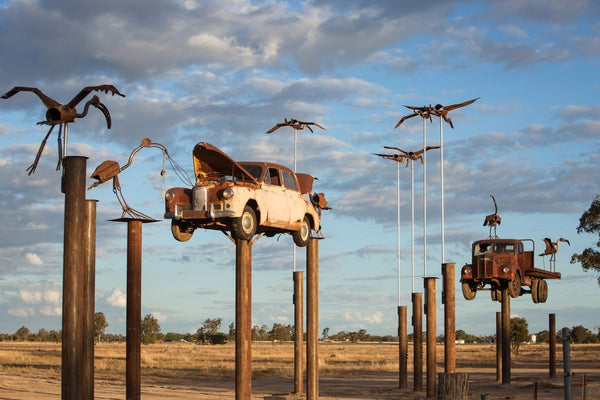 Introducing Goondiwindi's First Art & Sculpture Trail