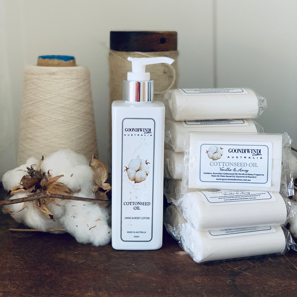 Soap and Lotion Gift Pack (1 Lotion / 8 Soap)