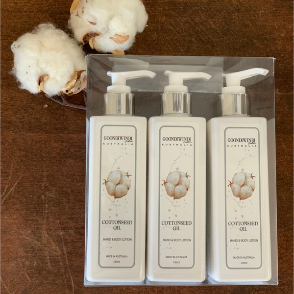 Hand & Body Lotion Gift Pack