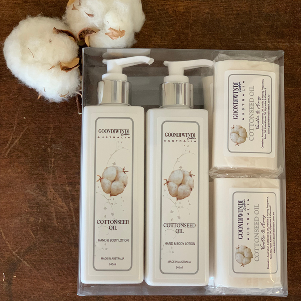 Soap and Lotion Gift Pack (2 Lotion / 4 Soap)