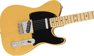 Fender American Original '50s Telecaster®, Maple Fingerboard, Butterscotch Blonde