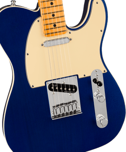 Fender American Ultra Telecaster®, Maple Fingerboard, Cobra Blue