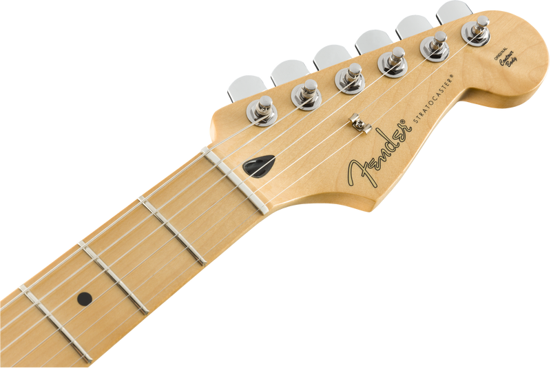 Fender Player Stratocaster®, Maple Fingerboard, Polar White